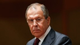 Russian Foreign Minister Sergey Lavrov announced he canceled his trip to Turkey. | Photo: Reuters