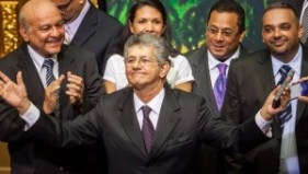 New President of the Venezuelan National Assembly, Henry Ramos Allup. | Photo: EFE