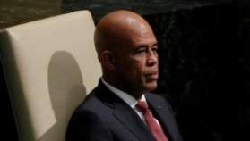 President Michel Joseph Martelly of Haiti | Photo: Reuters