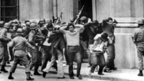 The US-orchestrated coup in Chile led to tens of thousands of people being imprisoned, tortured, killed, forced into exile or disappeared.   Photo: EFE