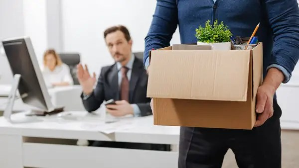 How To Quit A Job You Just Started