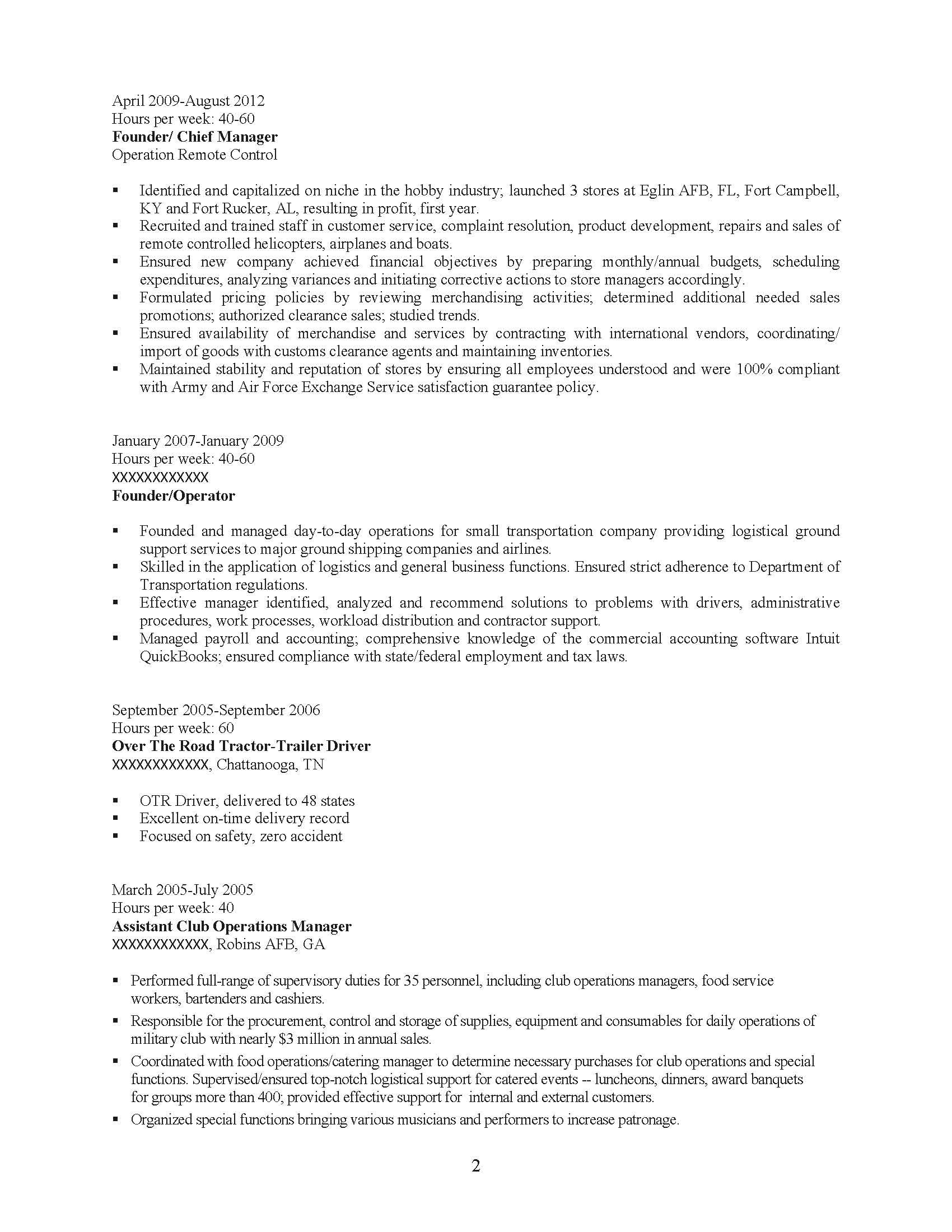 Custom resume writing 8th edition