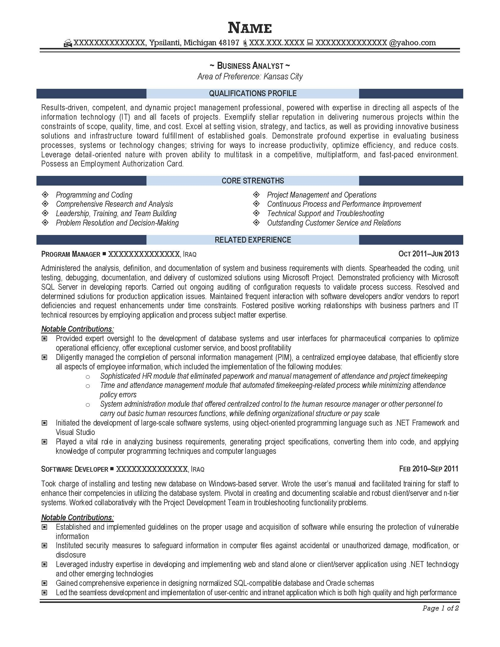 sample business analyst resume india lead business analyst resume of
