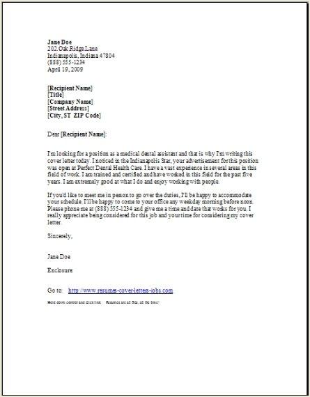 letter dental cover letter dental cover letter