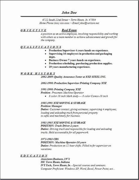 real estate resume download real estate template download real estate