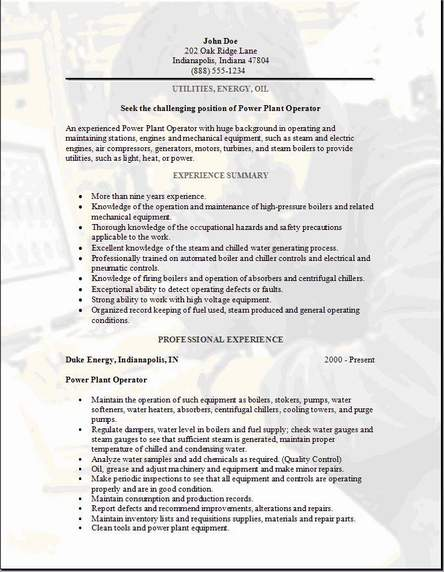 Resume-samples-energy-and-power-resumesgas-plant-operator ...