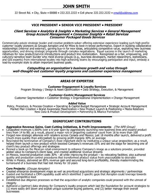 president loyalty resume template premium resume samples amp example