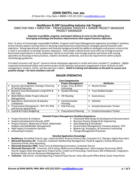 Professional Supply Chain Resume Samples Amp Templates. Consultant