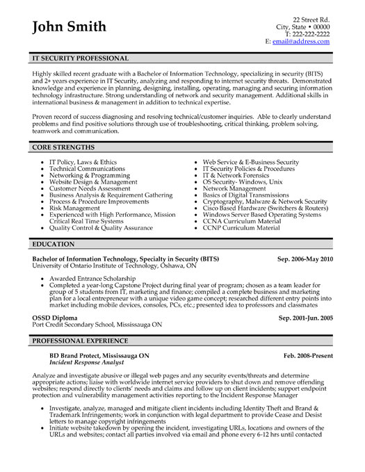 professional resume template premium resume samples amp example