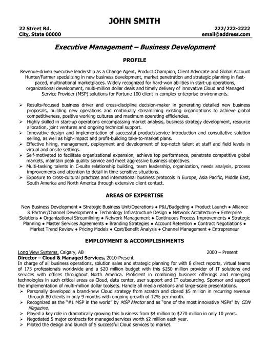 executive director resume sample resume sample shift manager