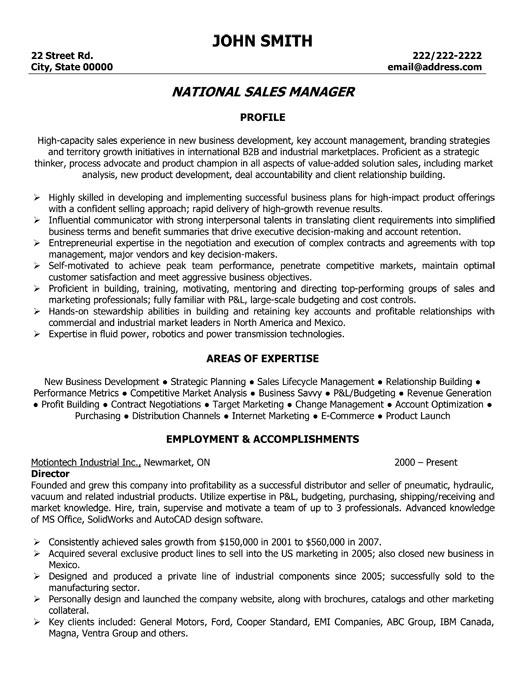 Sales Manager Resume Format. Hotel Resume Samples Hotel Manager