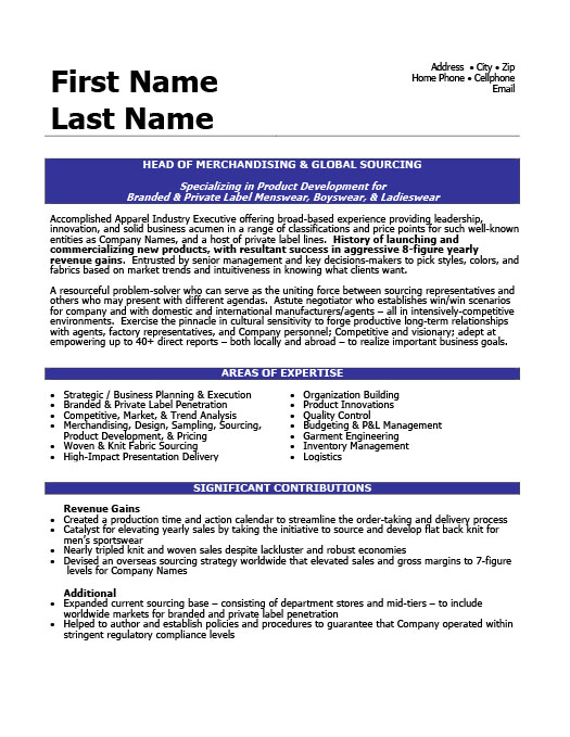 and global sourcing resume template premium resume samples amp example