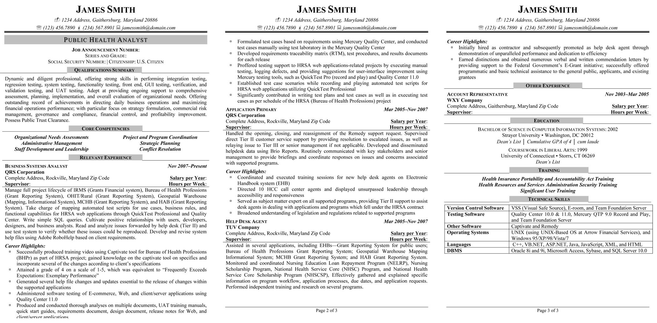 public health analyst resume research analyst resume sample