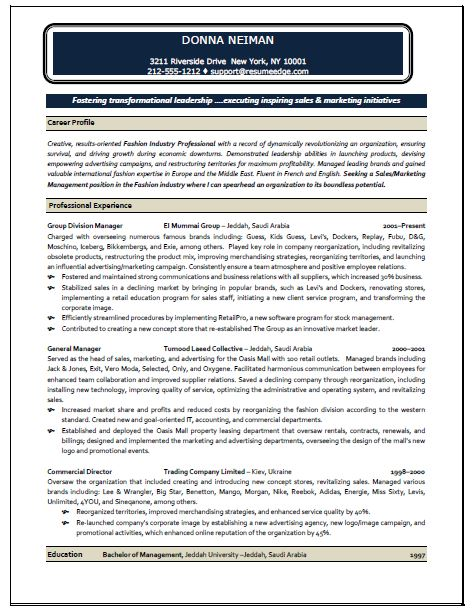 resume regional sales manager resume national account manager resume
