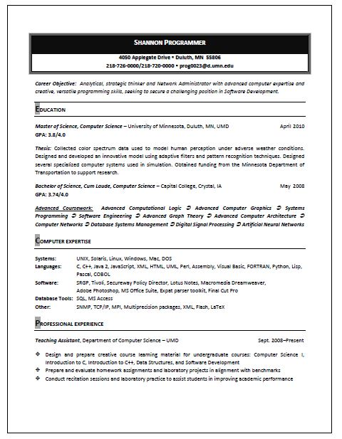 first resume examples for high school student resume 2014
