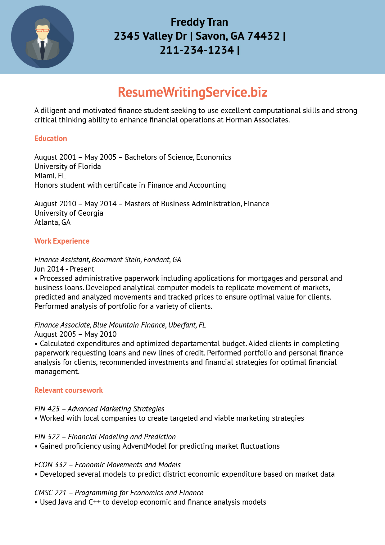 professional resume writing services by certified resume and