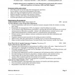 resume examples for advertising sales abca