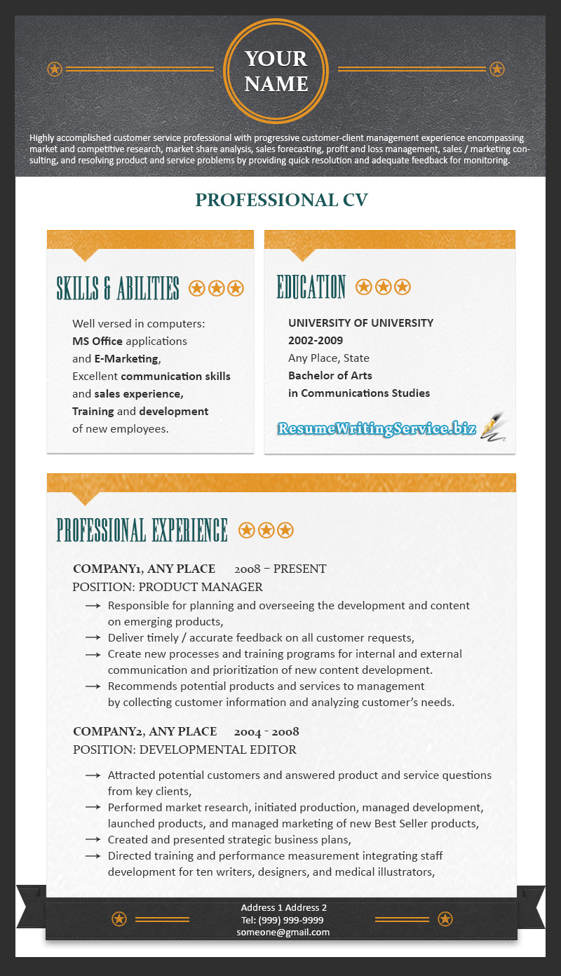 best resume layout 2016 best resume 2016 samples and latest trends
