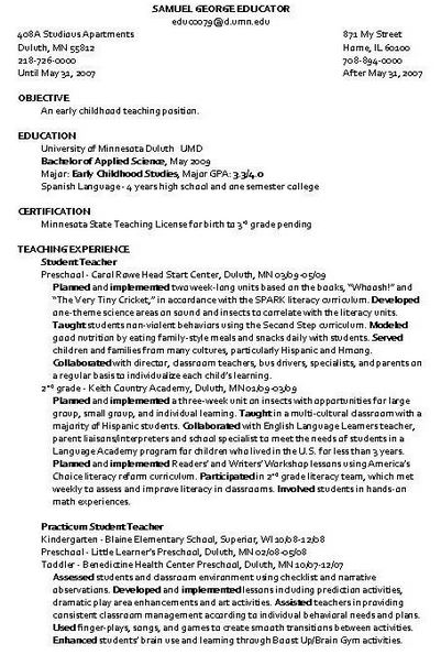 resume template child care worker free latest resume sample resume