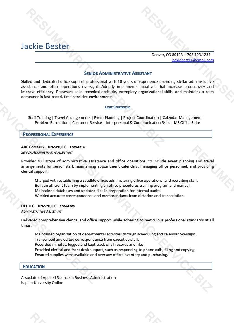 Best resume writing services chicago toronto