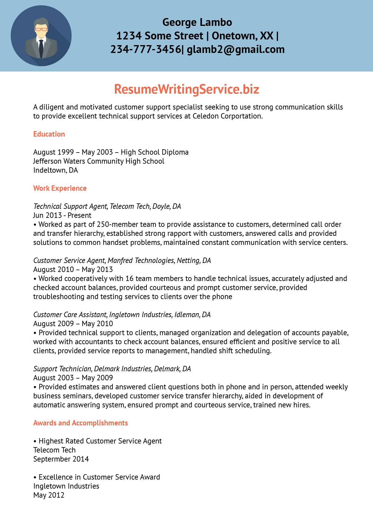 Best resume writing services 2014 reports