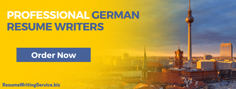 Find Your Go To Resume Writer in Germany hire german resume writers