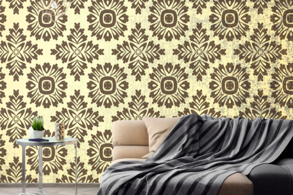 Tyga Forest wall covering