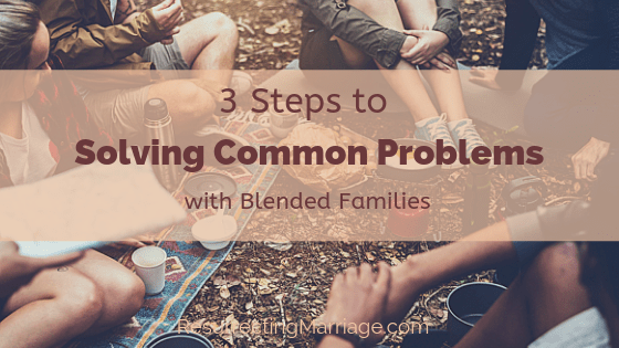Solving Common Problems with Blended Families