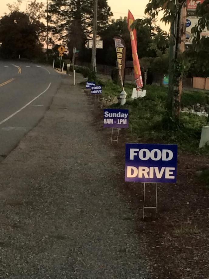 Food-Drive-Road