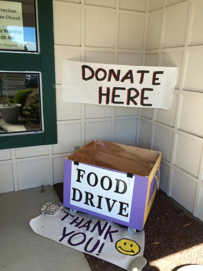 Food-drive-box