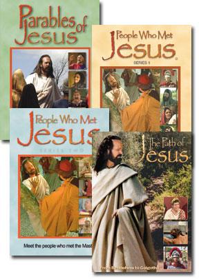 Pildele Lui Isus - desene animate