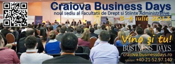 Craiova Business Days
