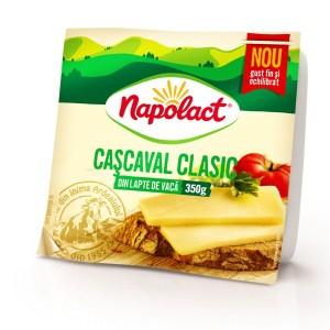 Cascaval clasic Napolact