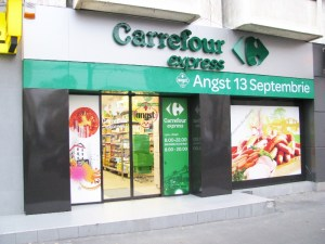 Carrefour Express Angst 13 Septembrie
