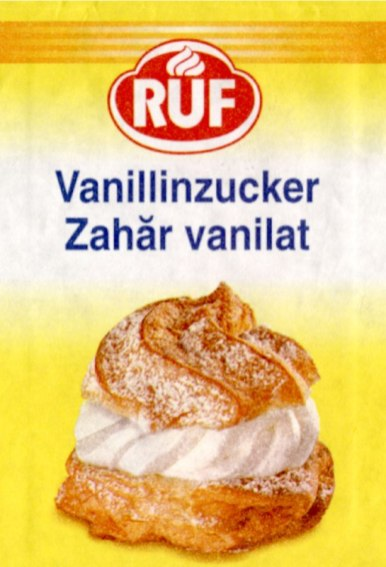 Zahar vanilat