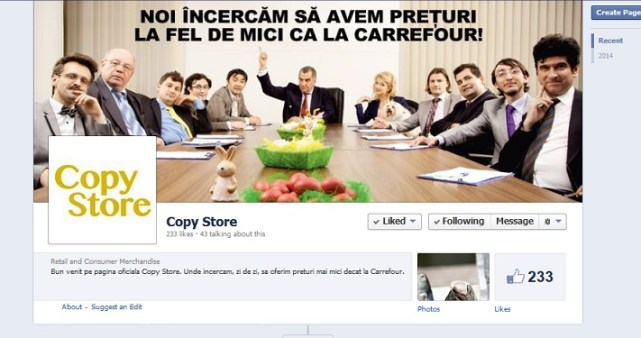 Captura FB CopyStore