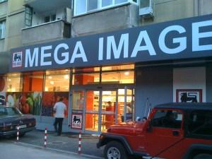 mega image - piata amzei