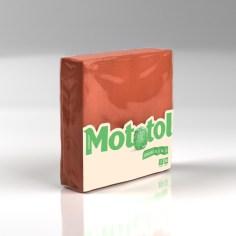 Mototol-servetele de masa (rosu)