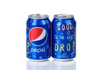 Poza doza Pepsi-Good to the last drop
