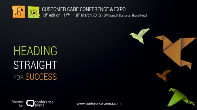 Customer Care Conference 2016