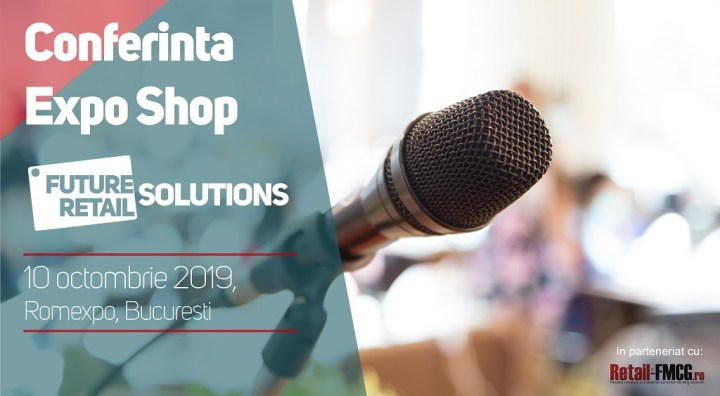 EXPO SHOP - Future Retail Solutions 2019
