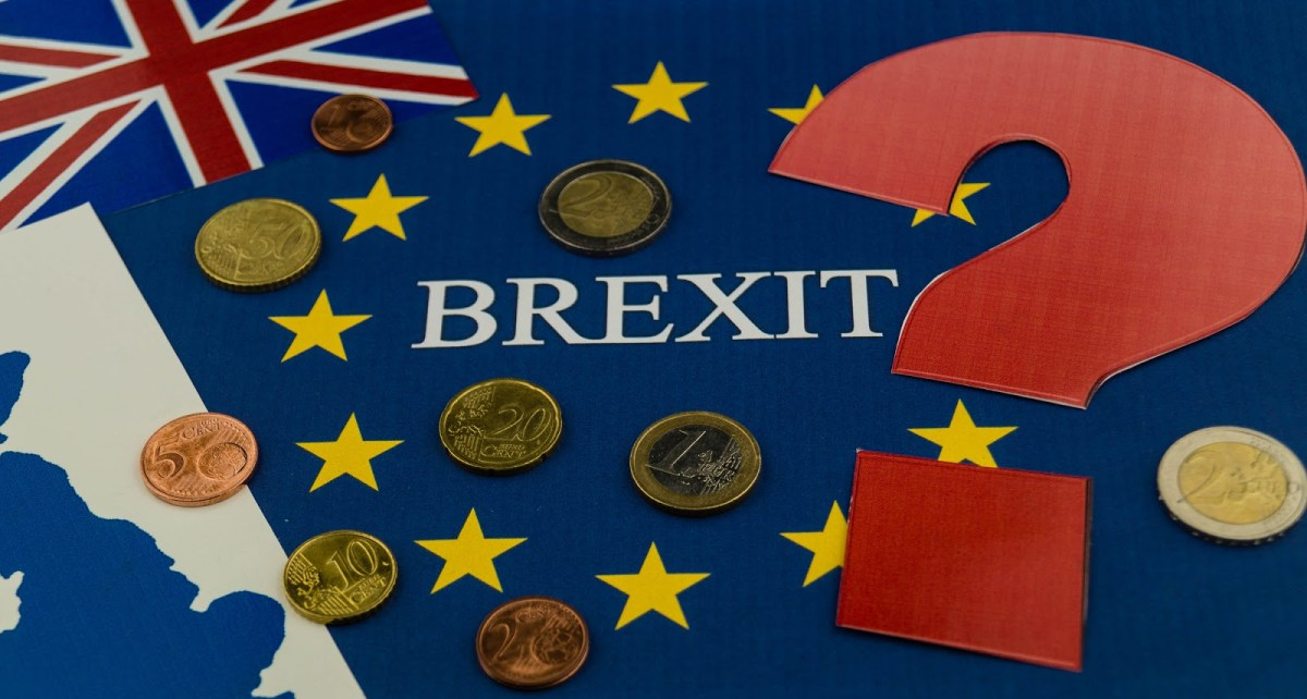 Are you planning on spending more when Brexit is resolved?