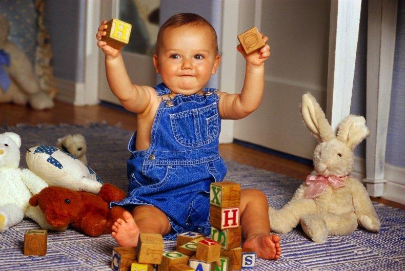 Развитие ребенка в 1 год - 5