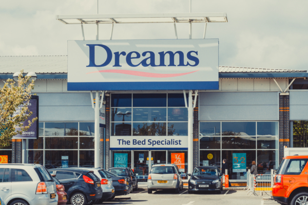 Dreams Posts Full Year Profit Uptick Retail Gazette