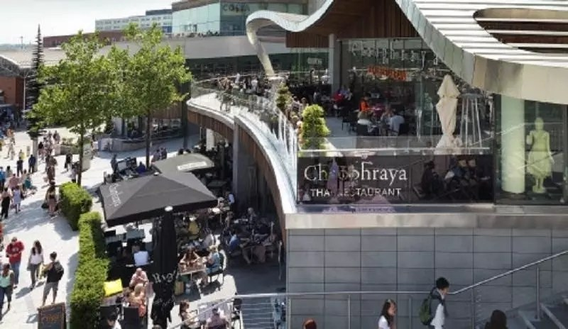 Shares in Hammerson jump on takeover approach from Klepierre