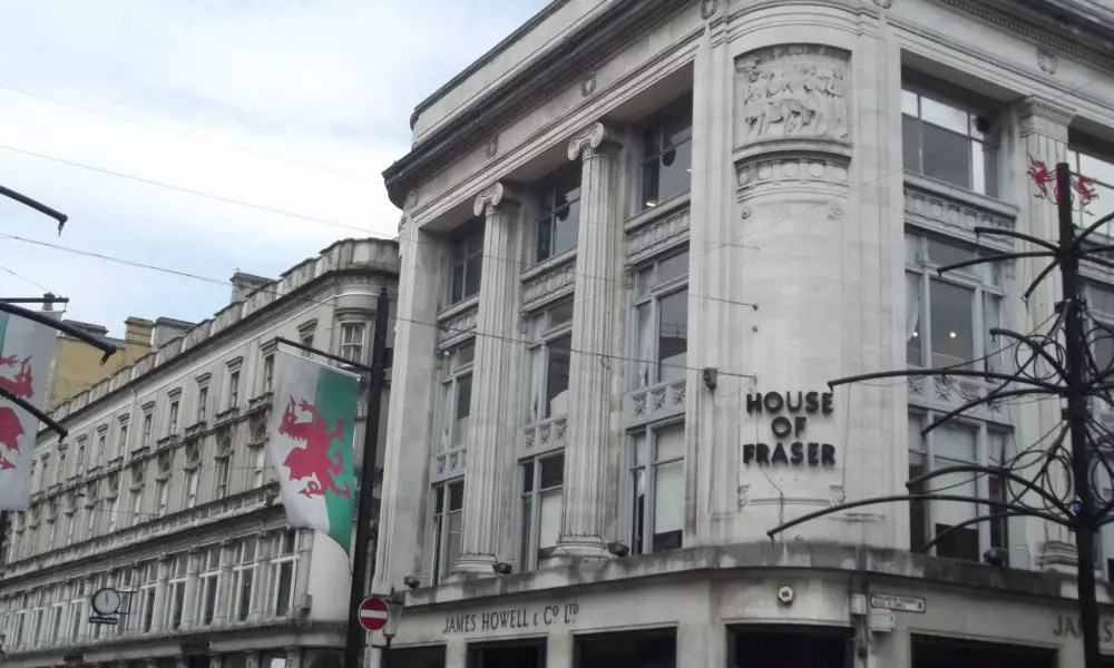 House of Fraser confirms stores to close