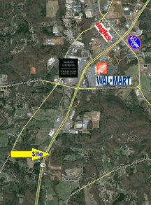 Development Opportunity, Dawsonville Georgia