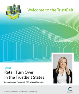 Article: Retail Turn Over in the TrustBelt States