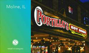 Is Portillo's really coming to Moline?