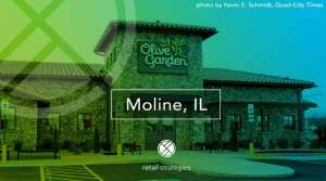 SUCCESS ~ Moline welcomes Olive Garden at Southpark Mall